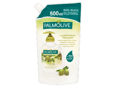 Palmolive folyékony szappan utántölto milk 500ml