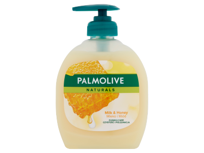 Palmolive naturals nourishing folyékony szappan 300ml