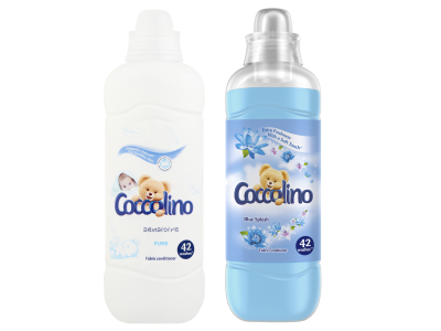 Coccolino 1050 ml és 925ml 2db