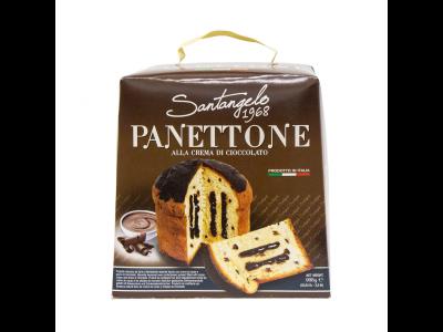 Santangelo panettone csokikrémmel töltött 908g