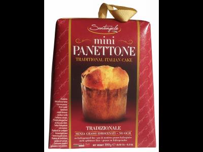 Santangelo panettone klasszikus mini 100g