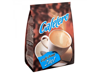 Cafetero 2 in 1 kávé 10x14g
