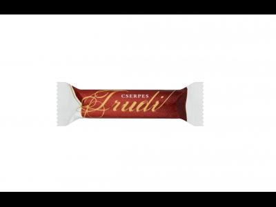Cserpes Trudi natúr túródesszert kakaós étbevonattal 30g