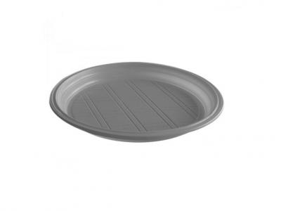 Dopla műanyag tányér fehér 20,5cm 20db-os