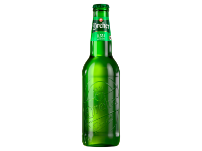 Dreher Gold üveges sör 0,33l