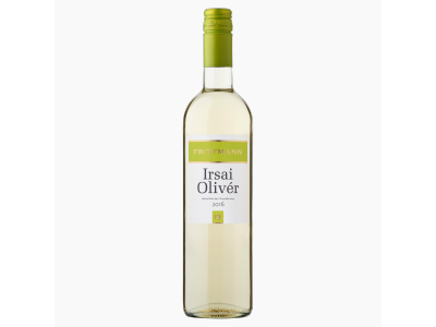 Frittmann Irsai Olivér száraz fehérbor 2017 11,5% 0,75l