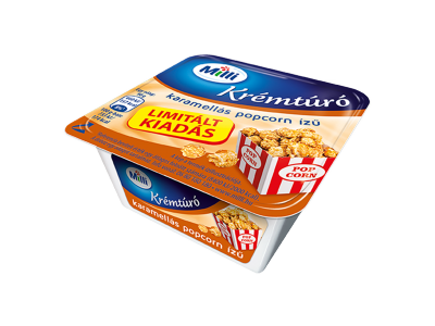 Milli krémtúró karamellás popcorn 90g