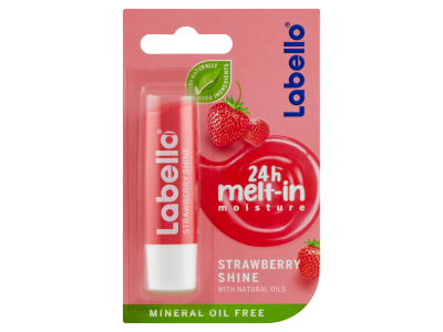 Labello ajakápoló strawberry shine 4,8g