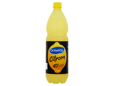 Olympos citromlé 1l 40%-os