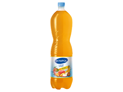 Olympos light multifruit gyümölcsital édesítőszerekkel 1,5l