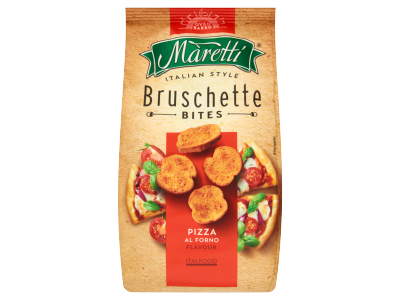 Maretti Bruschette kenyérkarikák pizza ízesítéssel 70g