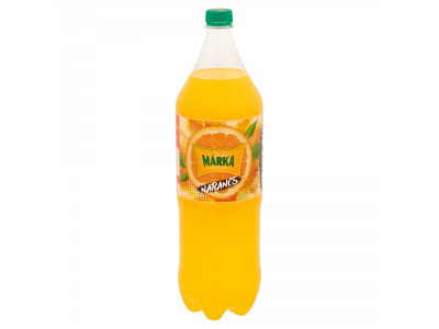 Márka szénsavas üdítőital narancs 2l