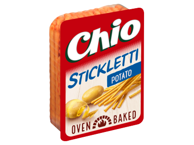 Chio Stickletti burgonyás 80g