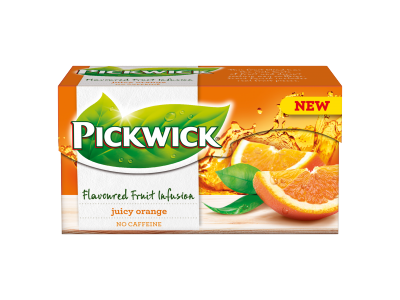 Pickwick FF gyümölcstea narancs 20x2g