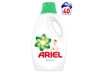 Ariel Baby folyékony mosószer 2.2l 40 mosáshoz