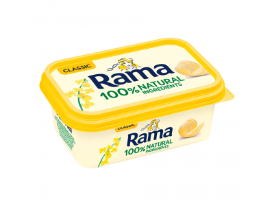 Rama margarin classic tégelyes 250g
