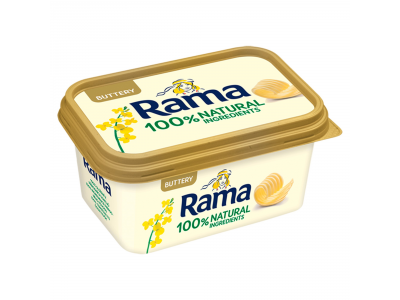 Rama margarin vajas íz tégelyes 400g