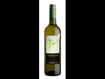 Garamvári Lellei Irsai Olivér száraz fehérbor 11% 0.75l