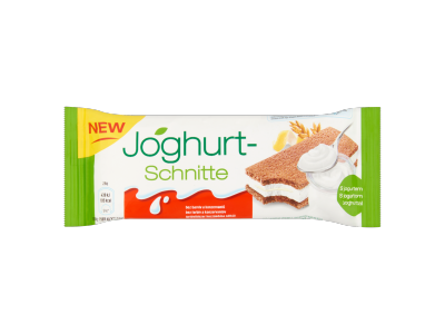 Joghurtos krémmel töltött piskóta 28g