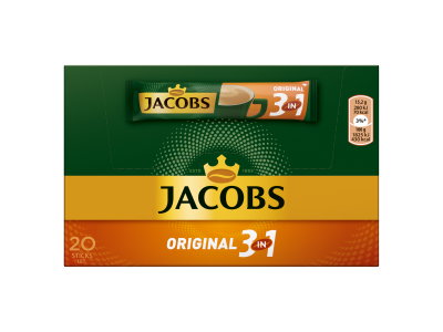 Jacobs 3in1 20x15,2g