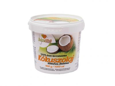 Love Diet kókusz zsír(olaj) 1000ml/900g