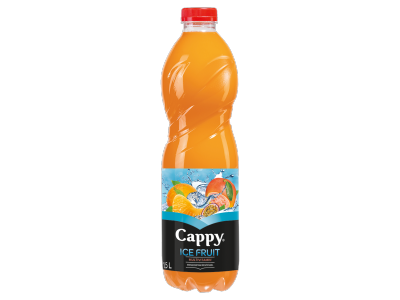 Cappy ice fruit gyümölcsital multivitamin 1.5l