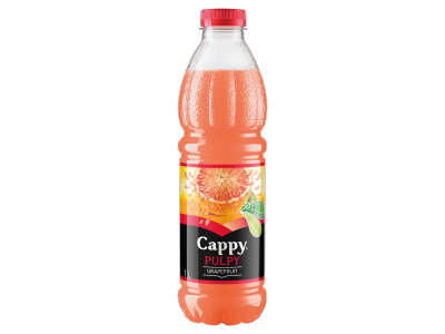 Cappy pulpy szénsavmentes grapefruit ital 1l