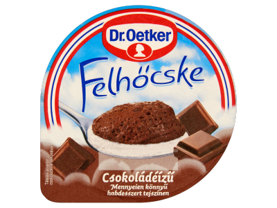 Dr. Oetker Felhőcske csokoládéízű puding 125g