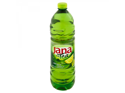 Jana jeges tea green, citrom 1,5l