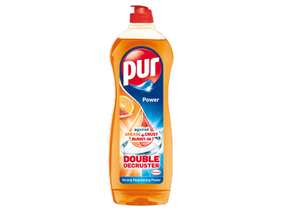 Pur power orange&grapefruit kézi mosogatószer 900ml