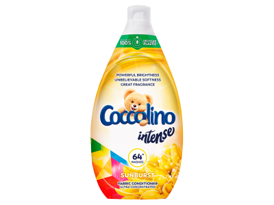 Coccolino intense textilöblítő sunburst 960ml