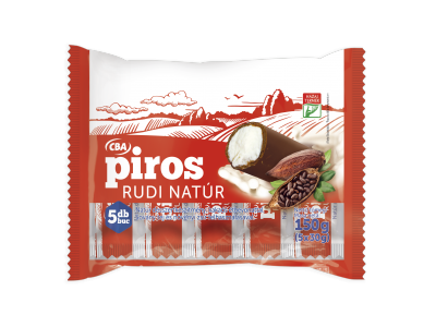 CBA PIROS rudi natúr 5x30g