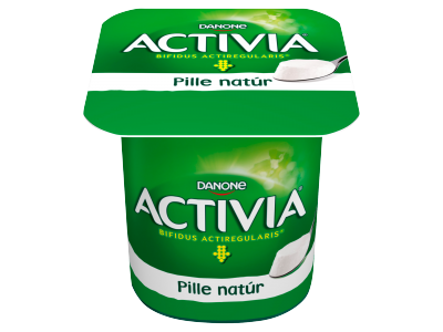 Danone Activia pille joghurt natúr 125g