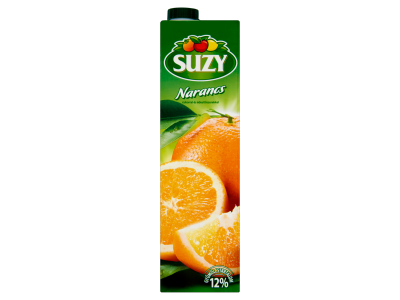 Suzy narancs ital 1l