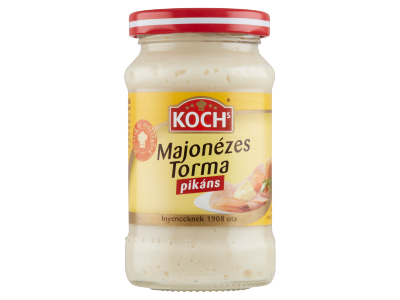 KOCHs majonézes torma 200g