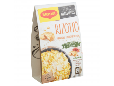 Maggi rizottó klasszikus sajtos szósszal 214g