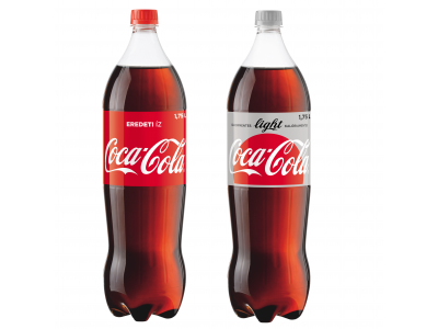 2db Coca-Cola termék 1,5l és/vagy 1,75l 319Ft/db