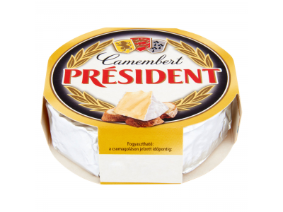 Président camembert sajt 120g