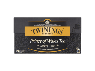 Twinings Prince of Wales fekete tea 25x2.5g