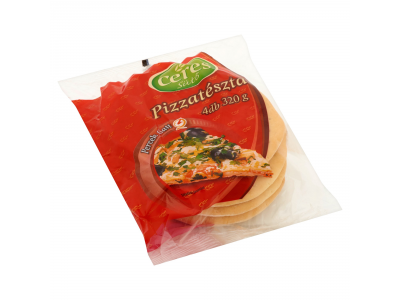 Ceres Sütő pizzatészta 4 db 320g