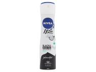 Nivea deo spray inv black&white fresh 150ml
