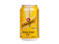 Schweppes indian tonic szénsavas üdítőital 330ml