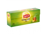 Lipton tea green label filteres 25x1,5g