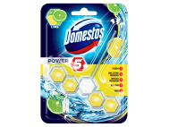 Domestos power 5 lime WC frissítő blokk 55g