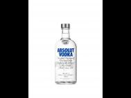 Absolut vodka 40% 0.7l