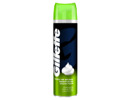 Gillette lemon lime borotvahab 200ml