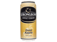 Strongbow gold alma cider 4,5% 400ml