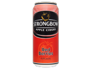 Strongbow red berries alma cider 4,5% 400ml