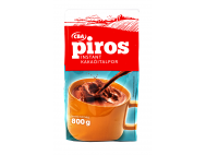 CBA PIROS instant kakaó italpor 800g