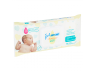 Johnson's Cottontouch babatörlőkendő 56db